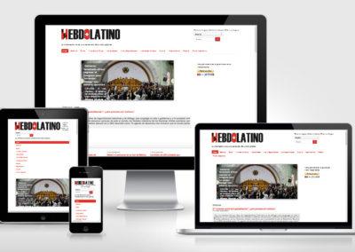 HebdoLatino : l'actualité suisse romande d'un point de vue… latino